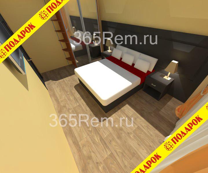 Дизайн квартиры в Череповце