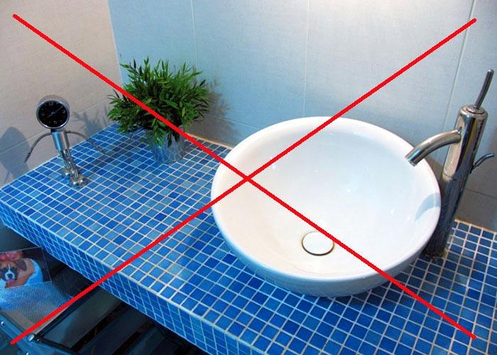 Правила укладки плитки